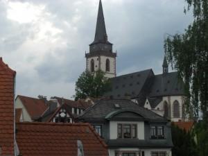 St. Ursula Church in Oberursel