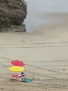 La Grande Plage in Biarritz