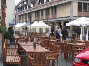 Around the Marktplatz