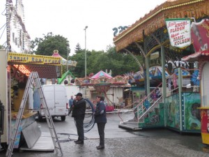 Brunnenfest amusement park