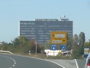 SKF building