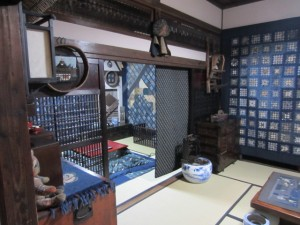 Antique Japanese interior