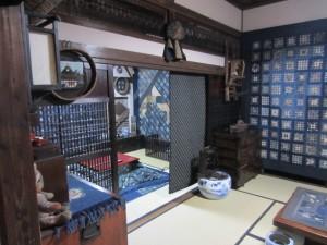 Antique Japanese interior