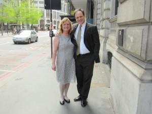 Maria & Jon London