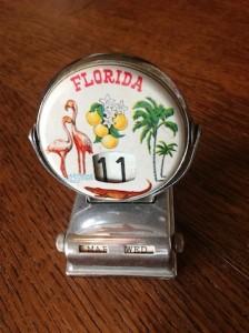 perpetual calendar Florida