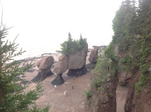 Hopewell Rock, Canada