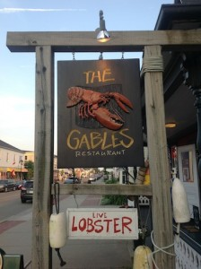 Lobster Gables in St. Andrews