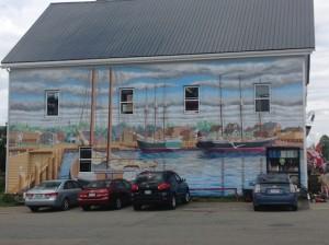 St. Andrews mural