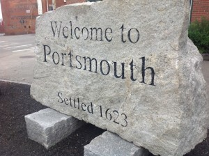 Portsmouth was settled first in 1623