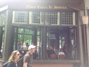 The oldest pub in the U.S.A.