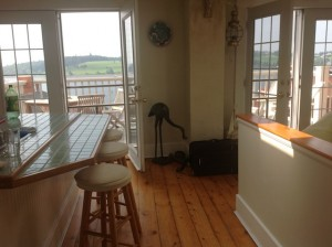 sunny apartment in Lunenburg