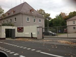 Marshall Office Ledward Barracks