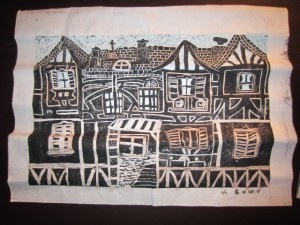 Sketched by Momoko Fujita