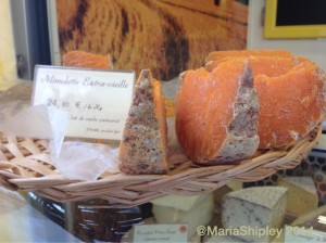 Aged Dutch cheese - Mimolette