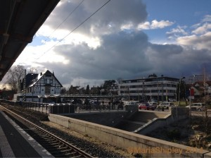 Oberursel train station