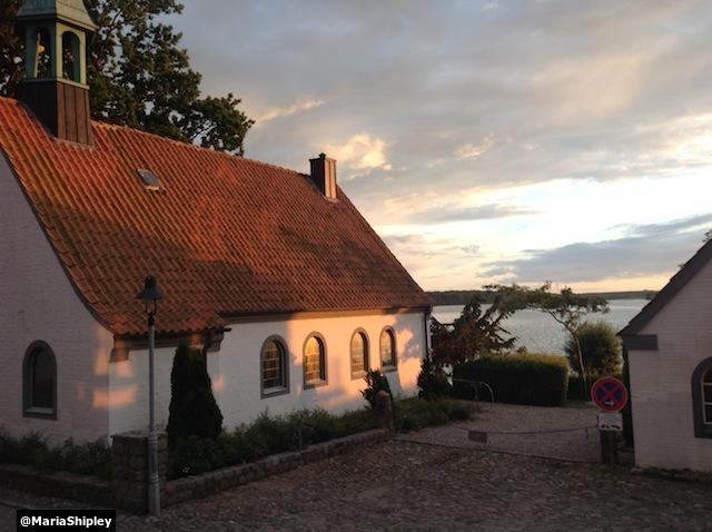 Church in Maasholm