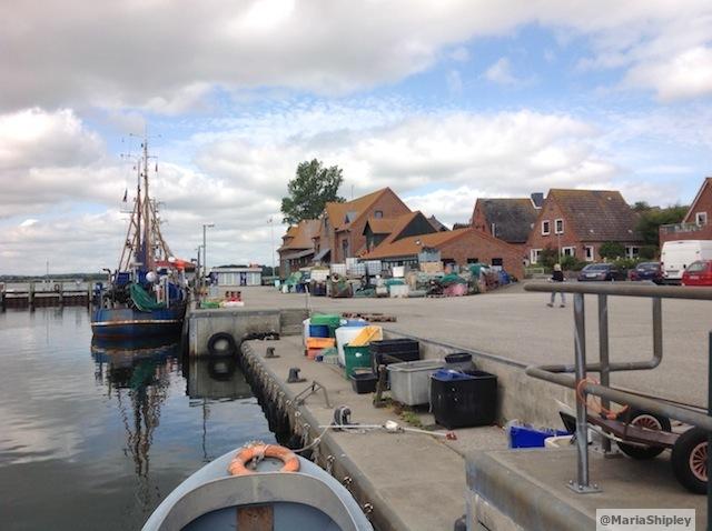 Yachthafen Maasholm