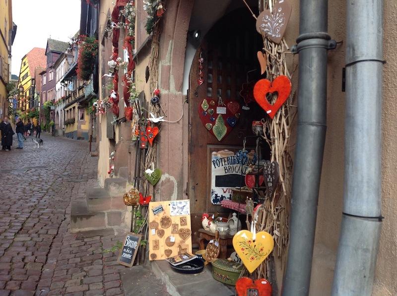 Store front Riquewihr