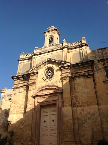 Birgu church