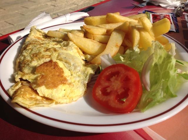 Maltese omelet