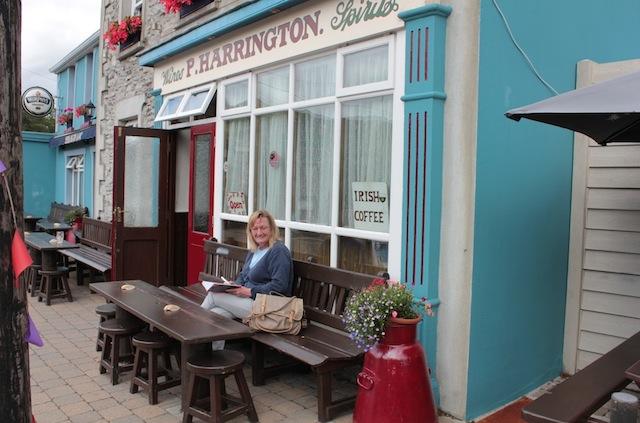 A pub in Glengarriff