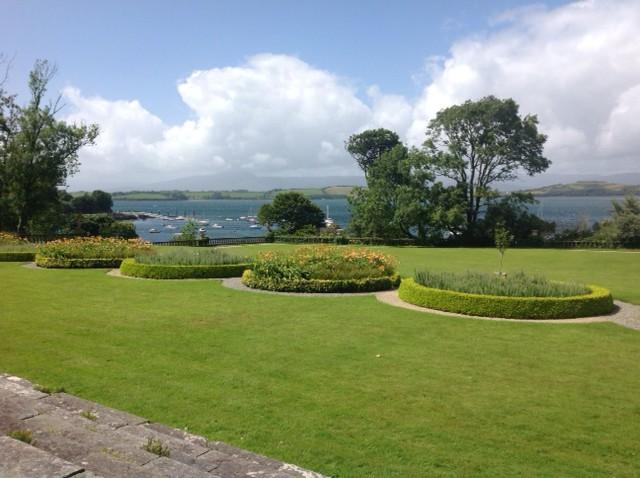 Bantry House and Garden in West Cork, Ireland