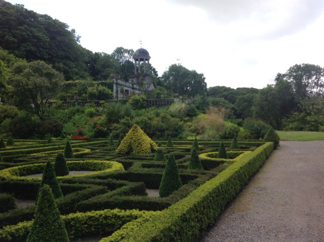 Bantry House hedges