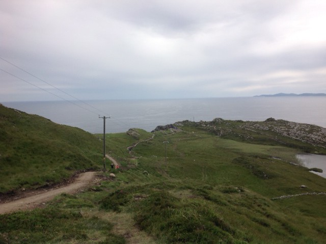 Sheep's Head trail in West Cork