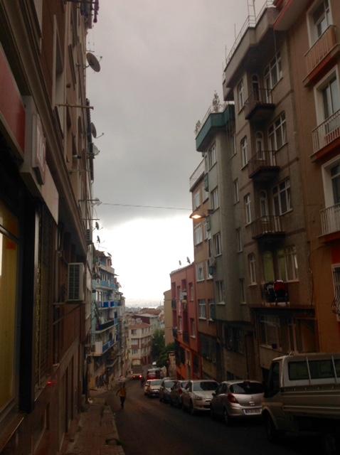 Hilltop Fatih, Istanbul