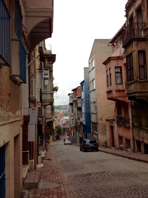Istanbul - Greek quarter
