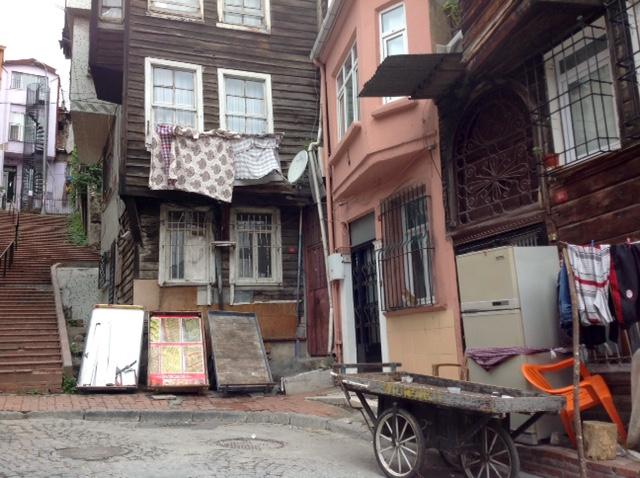 Istanbul - Greek quarter -2
