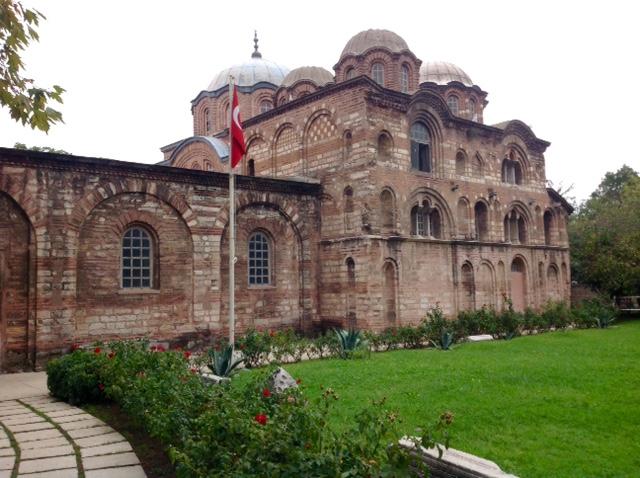Fethiye Museum in Çarşamba, Istanbul