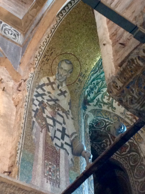 Pammakaristos Church in Fatih, Istanbul