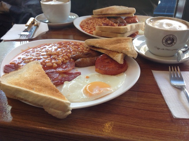 Full English Breakfast