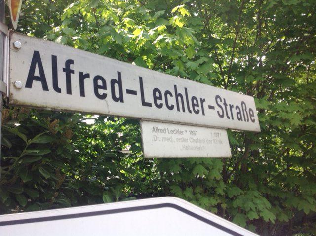 Alfred-Lechter-Straße