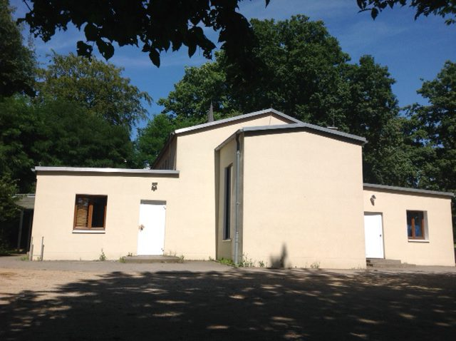 Camp King Oberursel Chapel