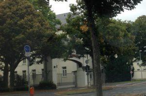 Main Gate Ledward Barracks