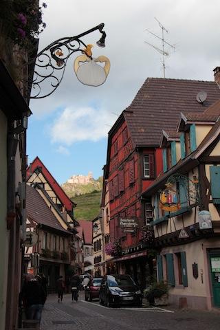 Ribeauvillé, Alsace
