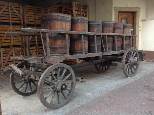 wine-barrels