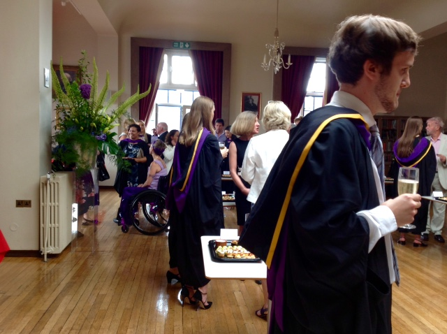 Graduation Ceremony Reception: London And LSE Graduation Ceremony 2017